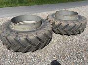 Reifen типа Michelin 20.8R38 Højde som 650/65-38 med 8 låse, Gebrauchtmaschine в Vejle