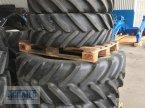 Reifen des Typs Michelin 480/70 R34 + 380/70 R24 en Salching bei Straubing