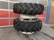 Michelin 520/85 R42 Nye fælge og låse Abroncsok