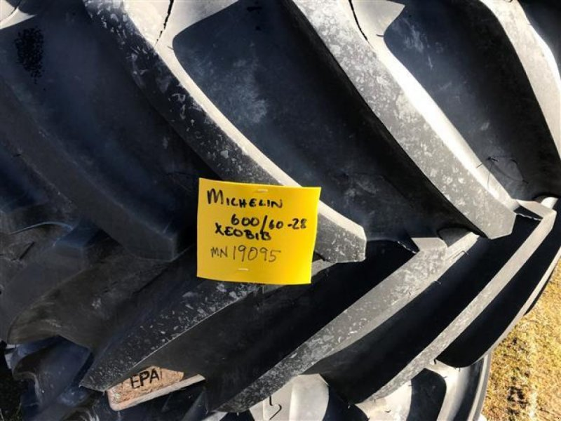 Reifen a típus Michelin 600/60X28 XEOBIB FAST FÄLG, Gebrauchtmaschine ekkor:  (Kép 1)
