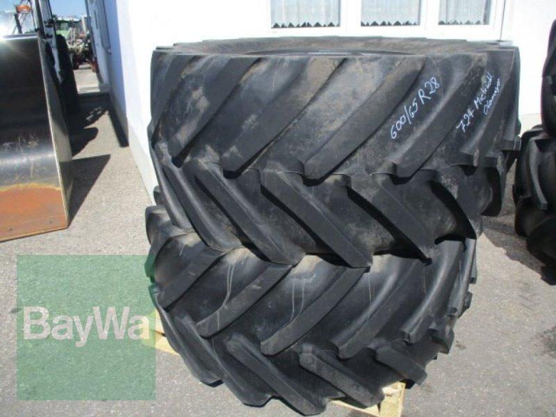 Reifen του τύπου Michelin 600/65 R28, Gebrauchtmaschine σε Schönau b.Tuntenhausen (Φωτογραφία 4)