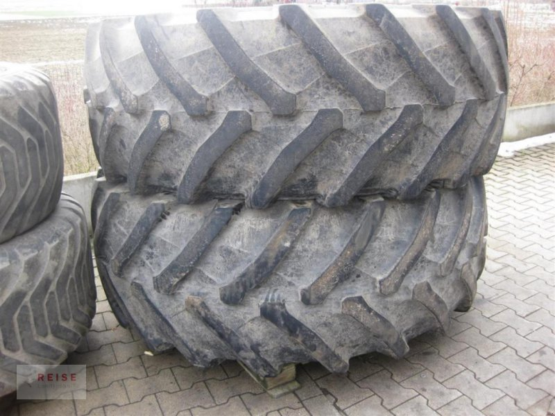 Reifen типа Michelin 600/65R-28 MachXBib, Gebrauchtmaschine в Lippetal / Herzfeld (Фотография 1)