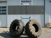 Reifen a típus Michelin 600/70 R28 MACH X BIB, Gebrauchtmaschine ekkor: Vehlow
