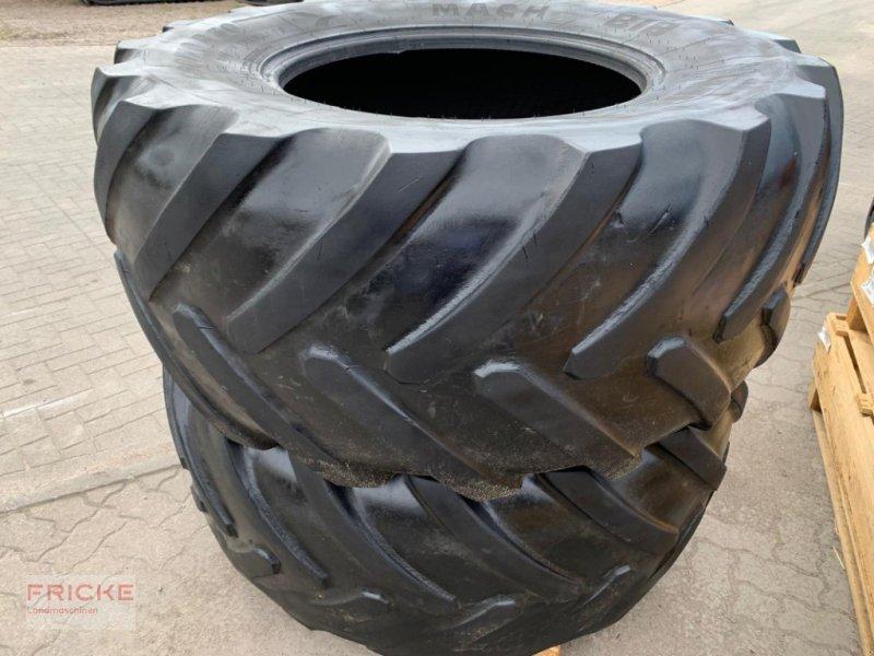 Reifen des Typs Michelin 600/70R30 Mach X Bib, Gebrauchtmaschine in Demmin (Bild 1)