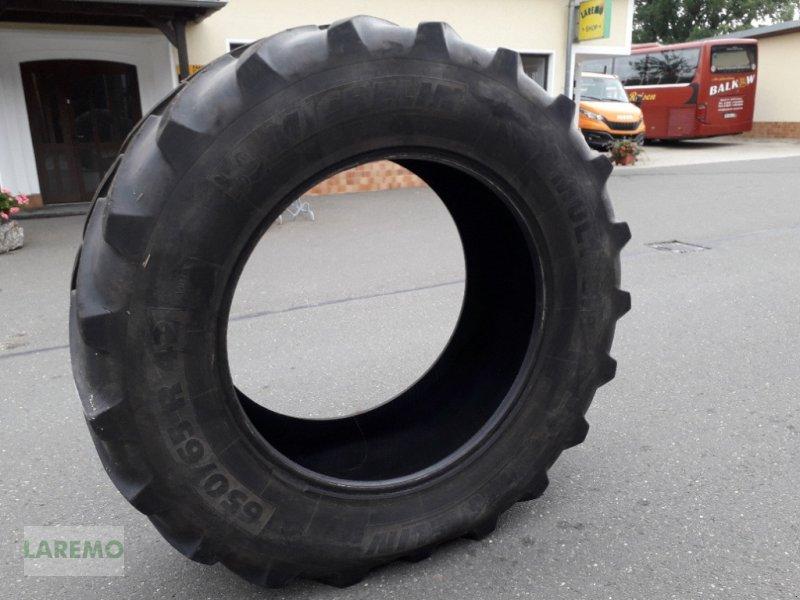 Reifen des Typs Michelin 650/65 R 42 Multibib, Gebrauchtmaschine in Langenwetzendorf (Bild 1)