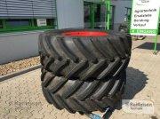 Michelin 650/65R38 + 540/65R28 Reifen