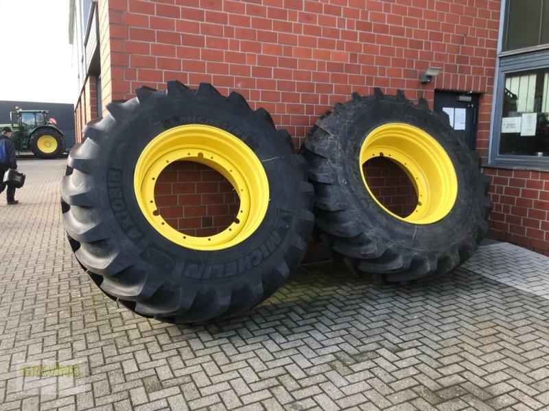 Reifen типа Michelin 710/75 R42, Neumaschine в Nottuln (Фотография 1)