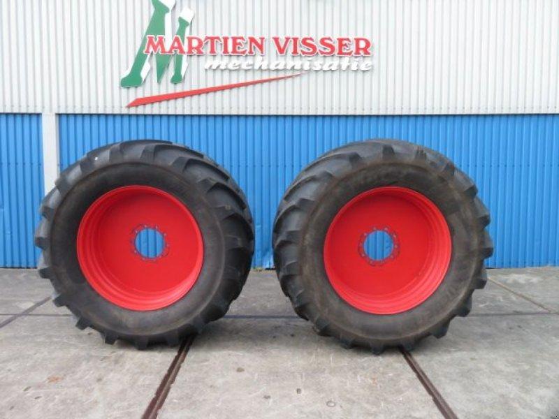 Reifen типа Michelin Band op wiel, Gebrauchtmaschine в Joure (Фотография 1)