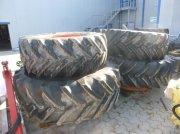 Reifen a típus Michelin KOMPLETT ZWILLINGSBEREIFUNG -FENDT, Gebrauchtmaschine ekkor: Mühlengeez