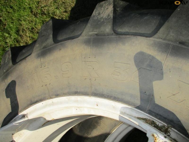 Reifen типа Michelin Michelin tvillinghjul, Gebrauchtmaschine в Østbirk (Фотография 6)