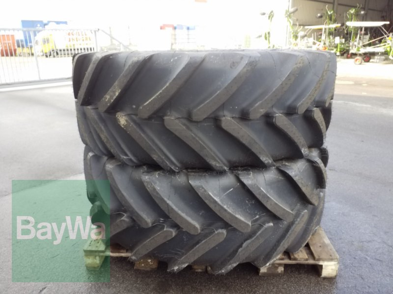 Reifen des Typs Michelin MultiBib 650/65 R38, Gebrauchtmaschine in Bamberg (Bild 3)