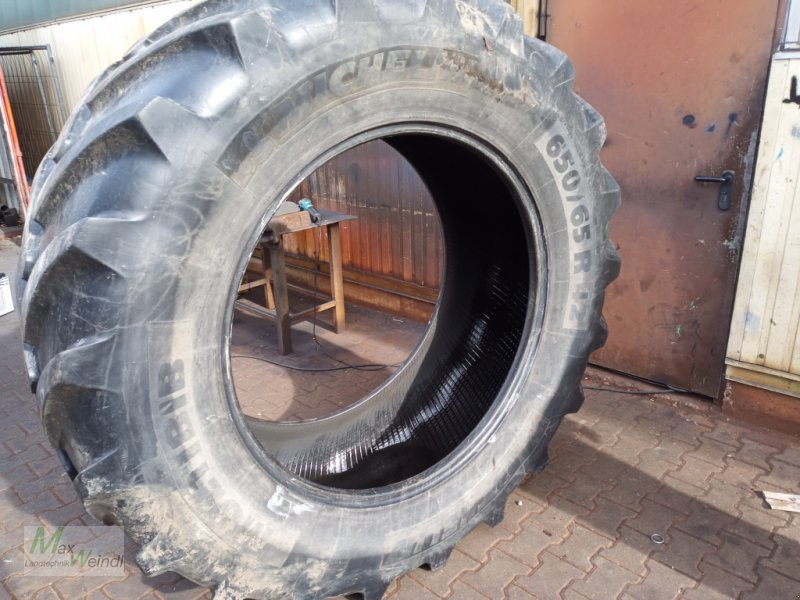 Reifen типа Michelin MultiBib 650/65 R42, Gebrauchtmaschine в Markt Schwaben (Фотография 1)