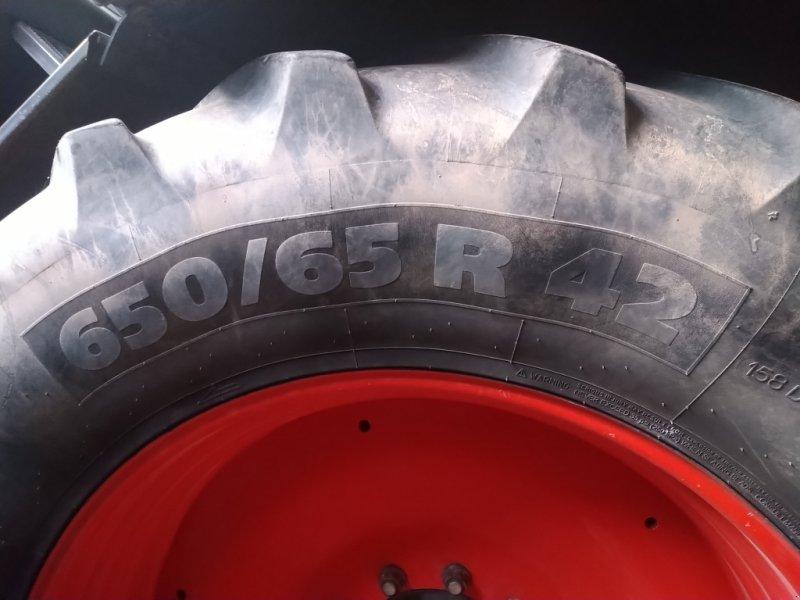 Reifen des Typs Michelin MultiBib 650/65 R42, Gebrauchtmaschine in Forstern (Bild 1)