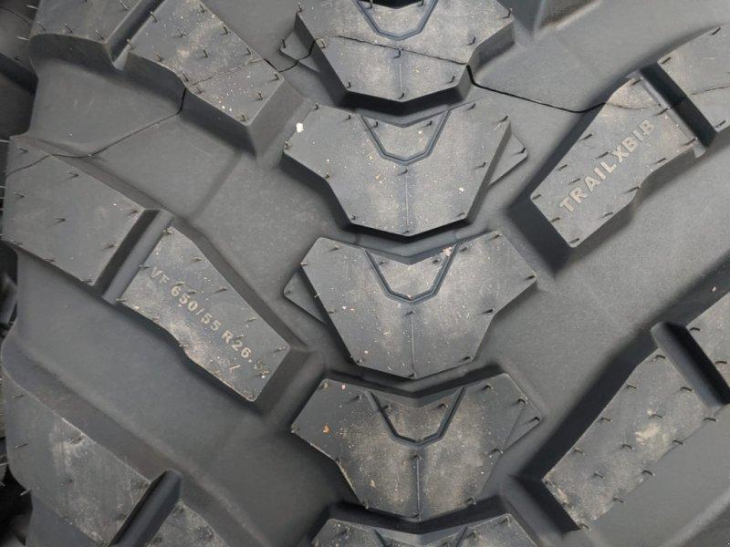 Reifen des Typs Michelin VF650/55R26,5 174D TrailXBib, Neumaschine in Künzelsau (Bild 1)