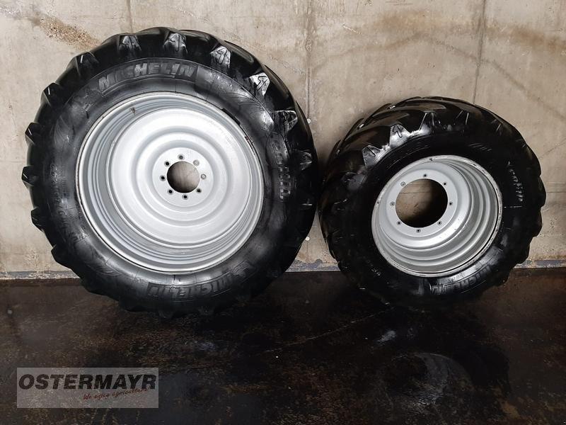 Reifen типа Michelin Xeobib, Gebrauchtmaschine в Rohr (Фотография 1)