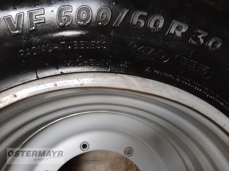 Reifen типа Michelin Xeobib, Gebrauchtmaschine в Rohr (Фотография 4)
