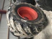 Reifen typu Mitas Komplet hjul med fælge der passer på xerion 3800, Gebrauchtmaschine w Løgumkloster