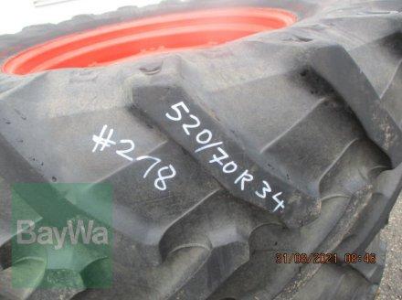 Reifen des Typs Pirelli 520/70 R34, Gebrauchtmaschine in Schönau b.Tuntenhausen (Bild 3)