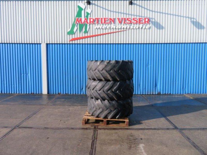 Reifen des Typs Pirelli 580/65R28, Gebrauchtmaschine in Joure (Bild 1)