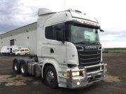 Scania R620 Pneumatika