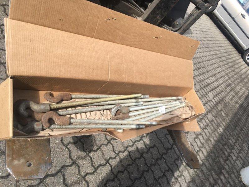 Reifen типа Sonstige 12 kroge til tv.hjul, Gebrauchtmaschine в Farsø (Фотография 1)