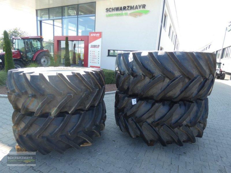 Reifen типа Sonstige 800/65R32+600/70R28 zu Krone BIg X, Gebrauchtmaschine в Aurolzmünster (Фотография 1)