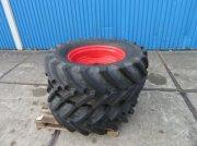 Reifen типа Sonstige BKT 480-65R28 met Fendt velg, Gebrauchtmaschine в Joure