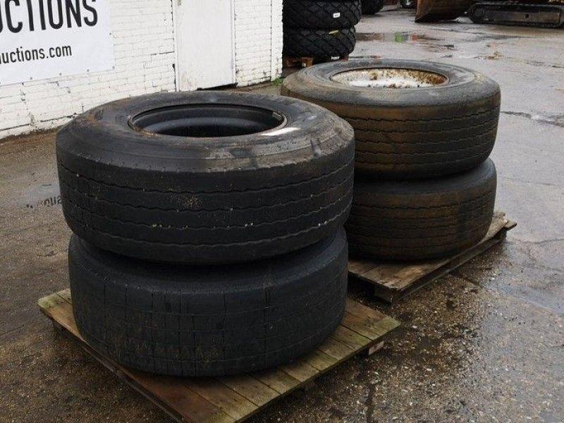 Reifen типа Sonstige Goodyear 425/65 R22.5, Gebrauchtmaschine в Leende (Фотография 1)