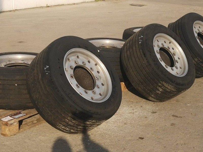 Reifen типа Sonstige Goodyear 455/40 R22.5 Super Single, Gebrauchtmaschine в Leende (Фотография 1)