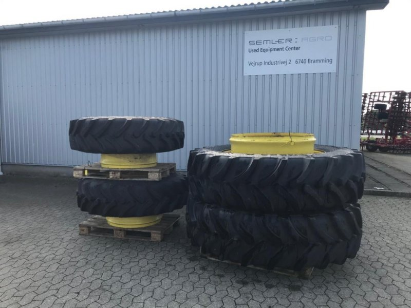 Reifen типа Sonstige TVILLINGEHJUL, Gebrauchtmaschine в Redsted M (Фотография 1)