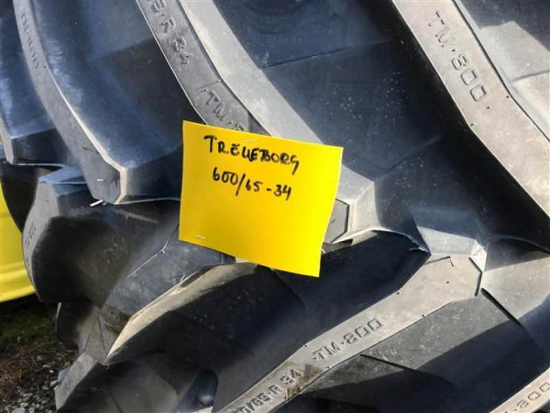 Reifen a típus Trelleborg TM800 600/65X34 KOMPLETTA HJUL, Gebrauchtmaschine ekkor:  (Kép 1)