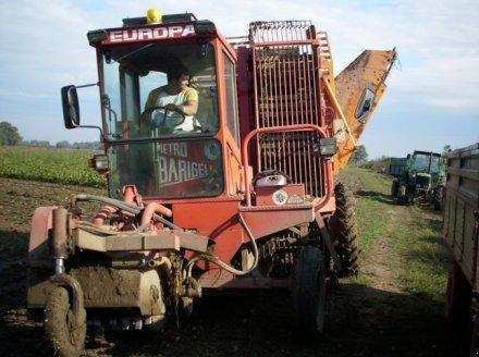 Rübenvollernter tipa Barigelli Europa  3990€, Gebrauchtmaschine u Rovisce (Slika 2)