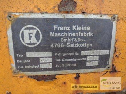 Rübenvollernter tipa Kleine KR 2, Gebrauchtmaschine u Gyhum-Nartum (Slika 15)