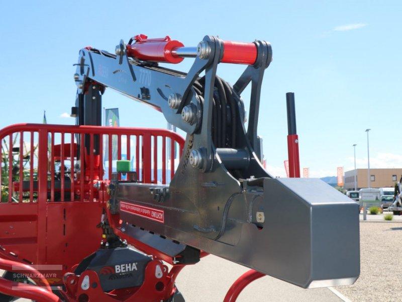 Rückewagen & Rückeanhänger des Typs BEHA T1100/7770, Neumaschine in Gampern (Bild 16)