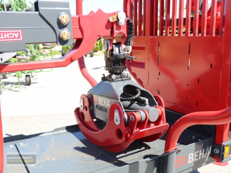 Rückewagen & Rückeanhänger des Typs BEHA T1100/7770, Neumaschine in Gampern (Bild 11)
