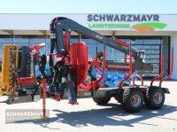 BEHA T1100/7770 Rückewagen & Rückeanhänger
