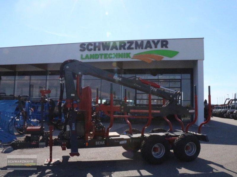 Rückewagen & Rückeanhänger des Typs BEHA T1100/7770, Neumaschine in Gampern (Bild 1)