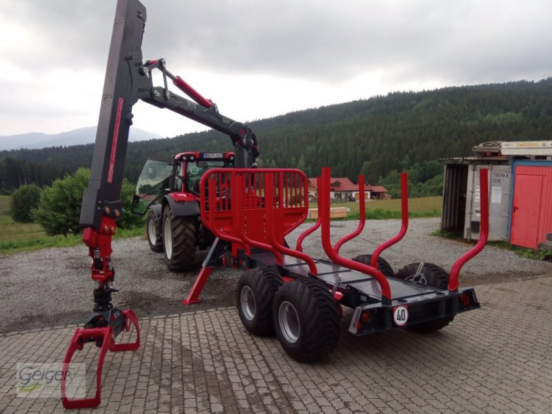 Rückewagen & Rückeanhänger des Typs BEHA T1300, Neumaschine in Drachselsried (Bild 1)