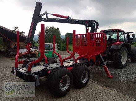 Rückewagen & Rückeanhänger des Typs BEHA T1300, Neumaschine in Drachselsried (Bild 3)