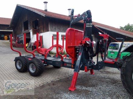 Rückewagen & Rückeanhänger des Typs BEHA T1300, Neumaschine in Drachselsried (Bild 5)