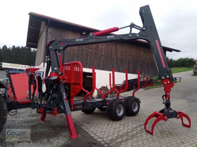 Rückewagen & Rückeanhänger des Typs BEHA T1300, Neumaschine in Drachselsried (Bild 8)