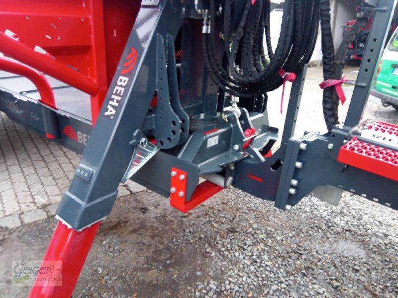 Rückewagen & Rückeanhänger des Typs BEHA T1300, Neumaschine in Drachselsried (Bild 12)