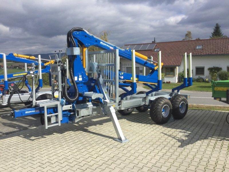 Rückewagen & Rückeanhänger des Typs Binderberger RW 10, Neumaschine in Fürsteneck (Bild 1)