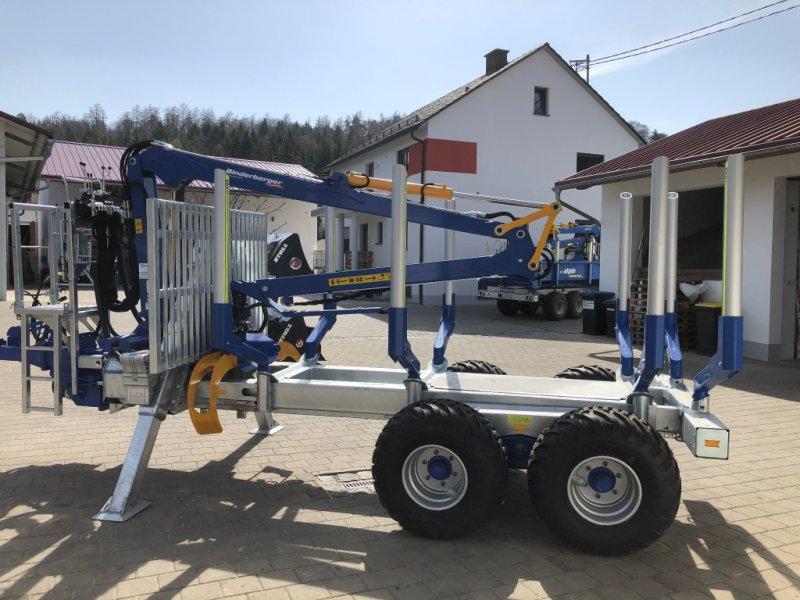 Rückewagen & Rückeanhänger des Typs Binderberger RW10 eco BK4070, Neumaschine in Rennertshofen (Bild 4)