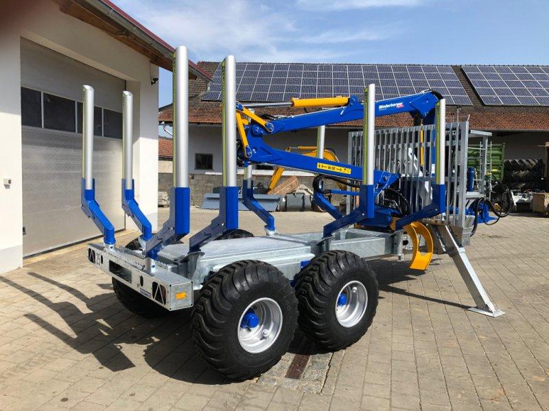 Rückewagen & Rückeanhänger des Typs Binderberger RW10 eco BK4070, Neumaschine in Rennertshofen (Bild 5)
