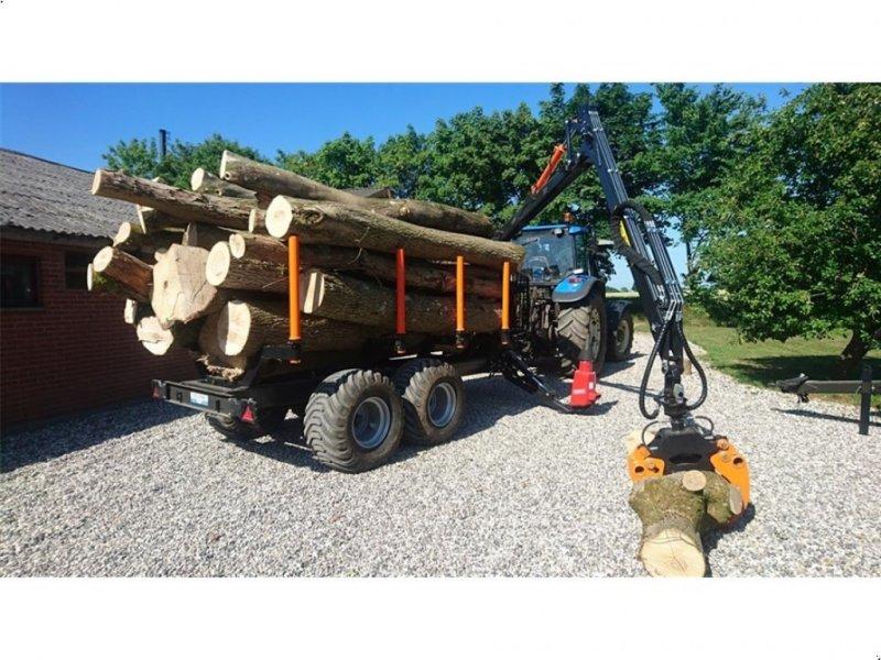 Rückewagen & Rückeanhänger des Typs BMF 10T2 PRO - 720, Gebrauchtmaschine in Fredericia (Bild 6)