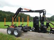 BMF 14T Pro Трелевочные прицепы