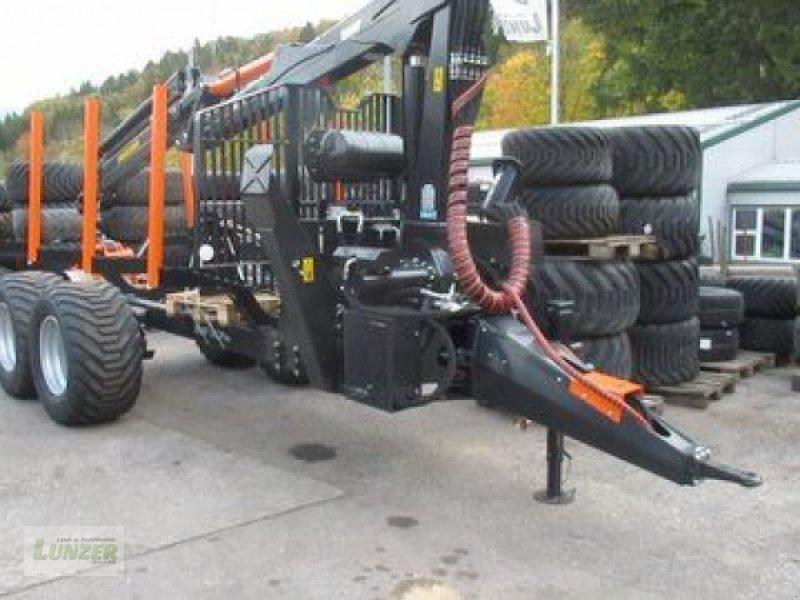 Rückewagen & Rückeanhänger tipa BMF 14T2 Triebachsanhänger + BMF 850 HP, Gebrauchtmaschine u Kaumberg (Slika 1)