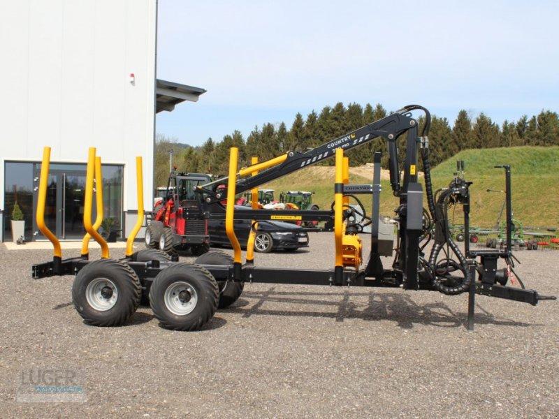 Rückewagen & Rückeanhänger des Typs Country 90S / 700 Pro, Neumaschine in Putzleinsdorf (Bild 4)
