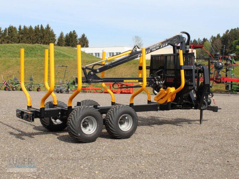 Rückewagen & Rückeanhänger des Typs Country 90S / 700 Pro, Neumaschine in Putzleinsdorf (Bild 2)